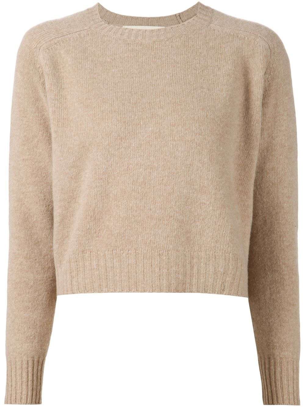 0eae621f6ff Marni Cropped Sweater - Capitol - Farfetch.com | Lovely pastels ...