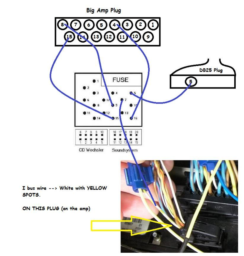 Bmw E53 Stereo Wiring Diagram Isuzu Truck Radio Xtrons Aftermarket Head Unit Install / Review Thread | E38 And E39 Pinterest