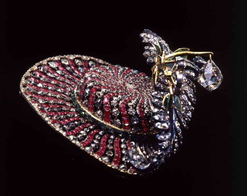 сопротивление фото ювелирных украшений из алмазного фонда клиента