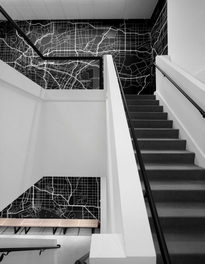 Office Tour Inside Ia Interior Architects Los Angeles Office Office Pinterest Bureau
