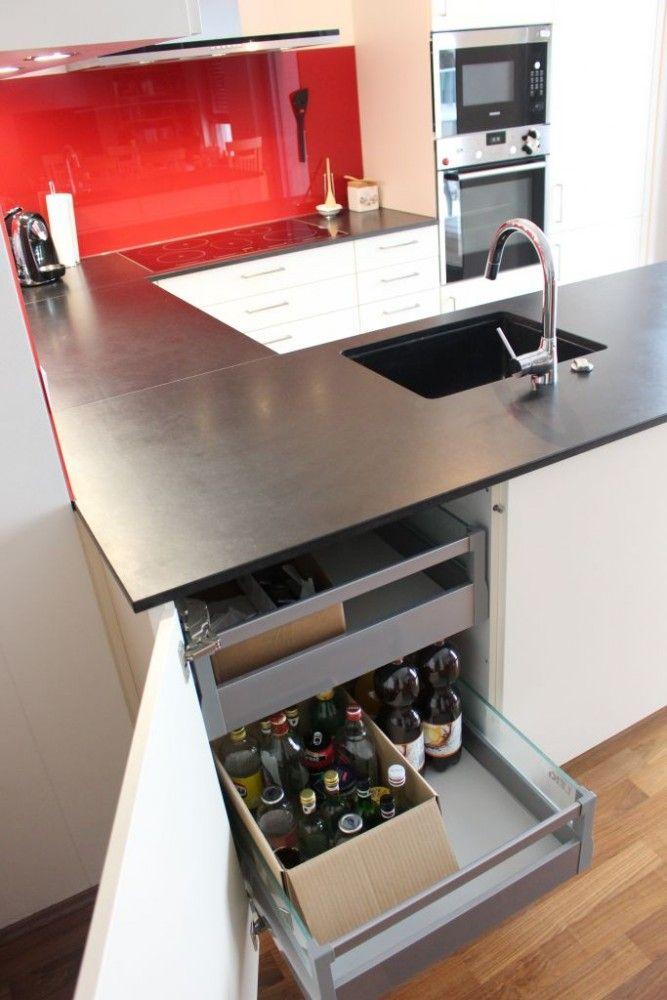 Unsere neue Küche ist fertig Der Hersteller ist Leicht - Ceres