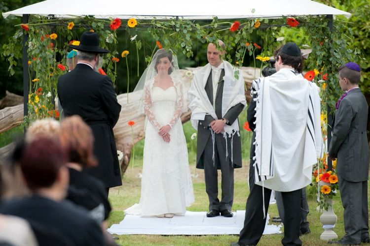 Wedding The Chuppah Jewish Traditions Explained