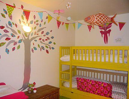 Un dessin pour la chambre   Le chambre, Chambres et Enfants