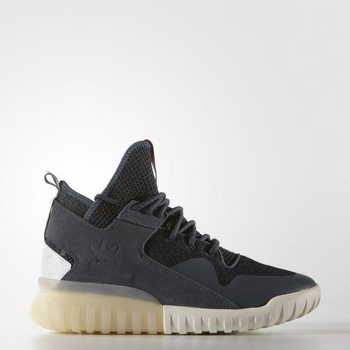 Adidas Men Originals Trainers TUBULAR X Bold Onyx/Bold Onyx/Off White (AQ5403) Canada