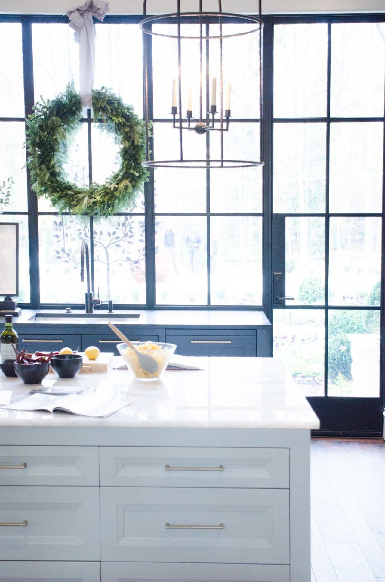 Tour the Atlanta Homes & Lifestyles Holiday House | Pinterest