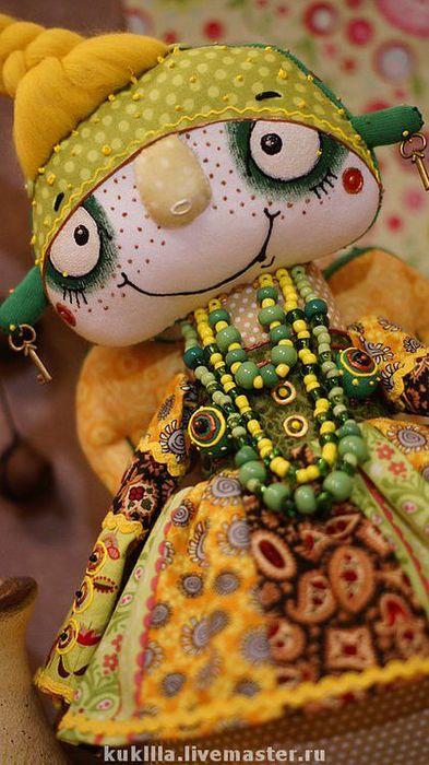 Текстильные куклы Любови <u>любови</u> Лаврентьевой. Обсуждение на LiveInternet - Российский Сервис Онлайн-Дневников