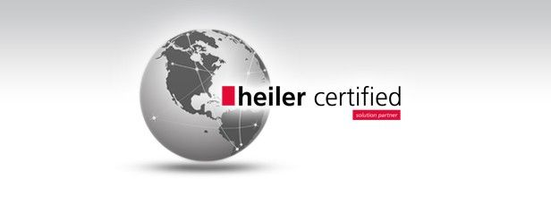 "Benefits of being a ""Heiler Software Certified Partner"""