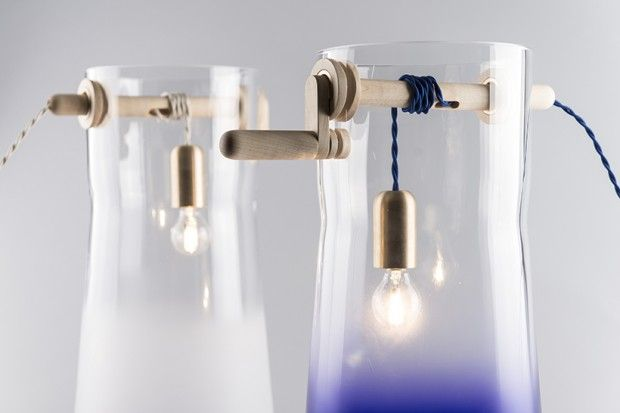 Lamp Well By Mejd Studio Creative Lamps Glass Lighting Modern Lamp