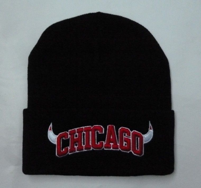 wholesale 3D embroidery winter hats strange bull beanie hip-hop beanies  .mixed order any