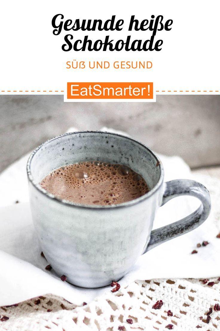 Gesunde heiße Schokolade #hotchocolaterecipe