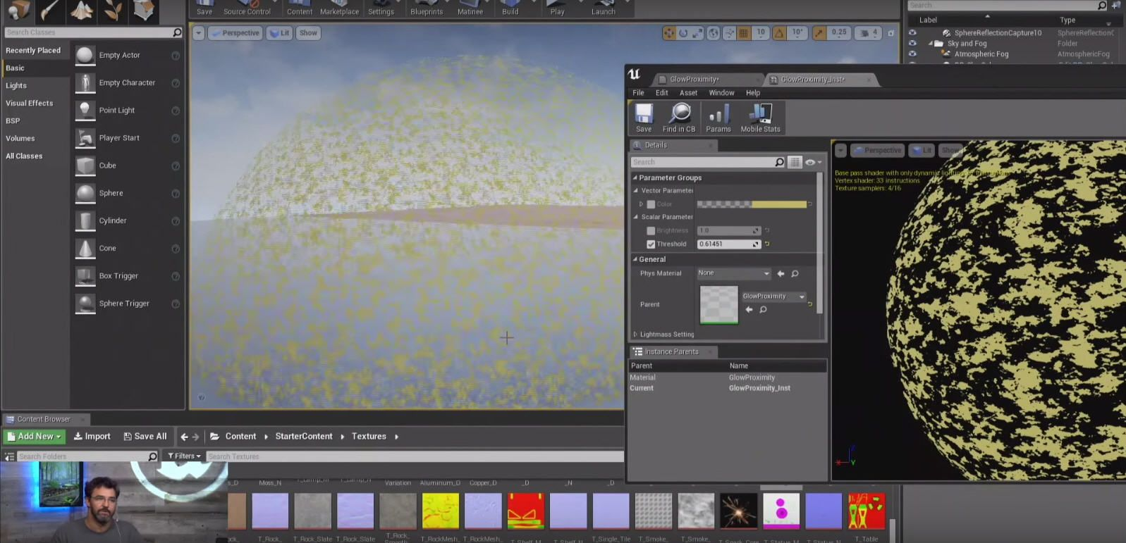 Unrealengine alan willard shows you how to control complex unrealengine alan willard shows you how to control complex effects using the blueprints malvernweather Image collections