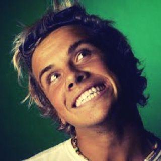 Julian Wilson, pro Aussie surfer