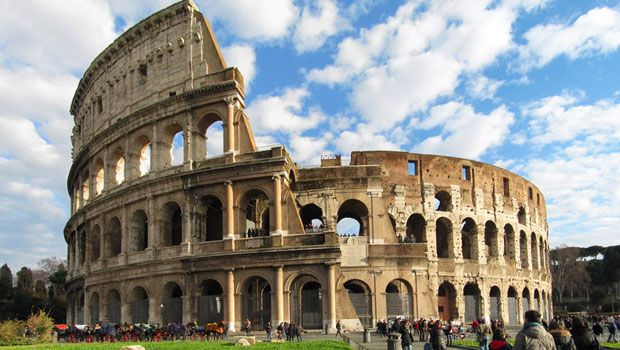 Top Attractions In Rome Italy