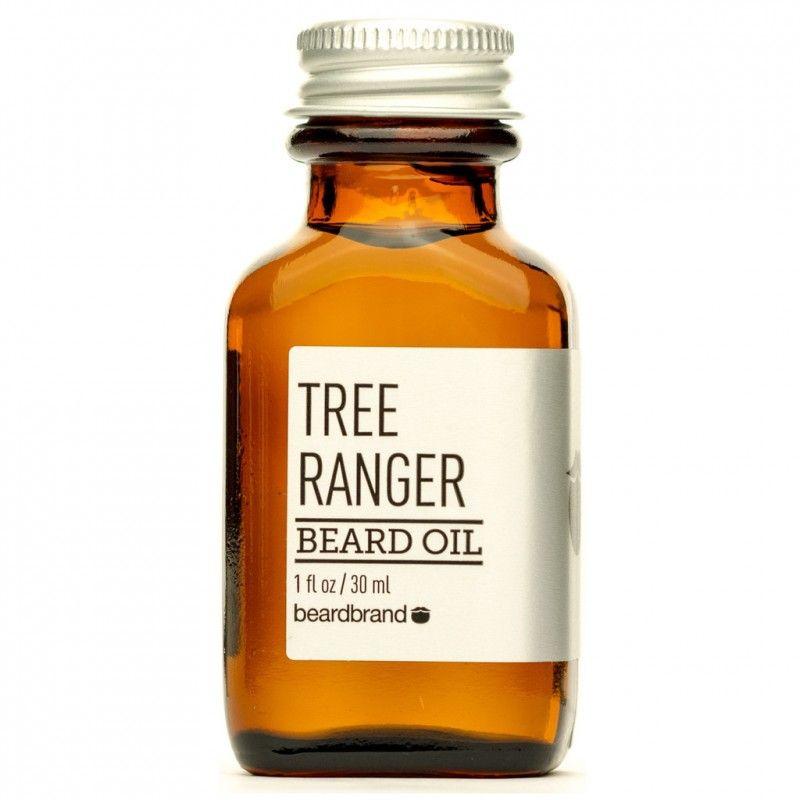 "Huile pour la barbe ""Tree Ranger"" Beardbrand"