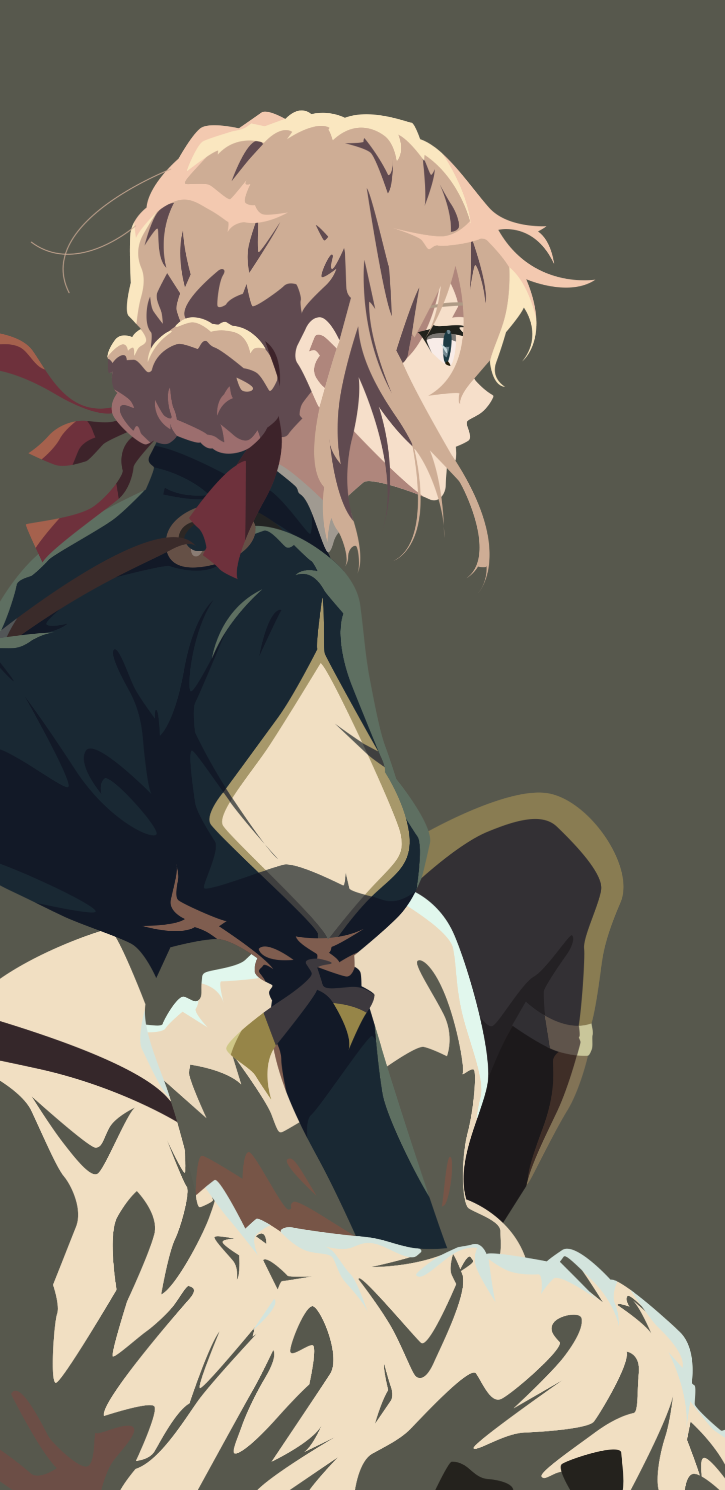 Download this Wallpaper Anime/Violet Evergarden (1440x2960