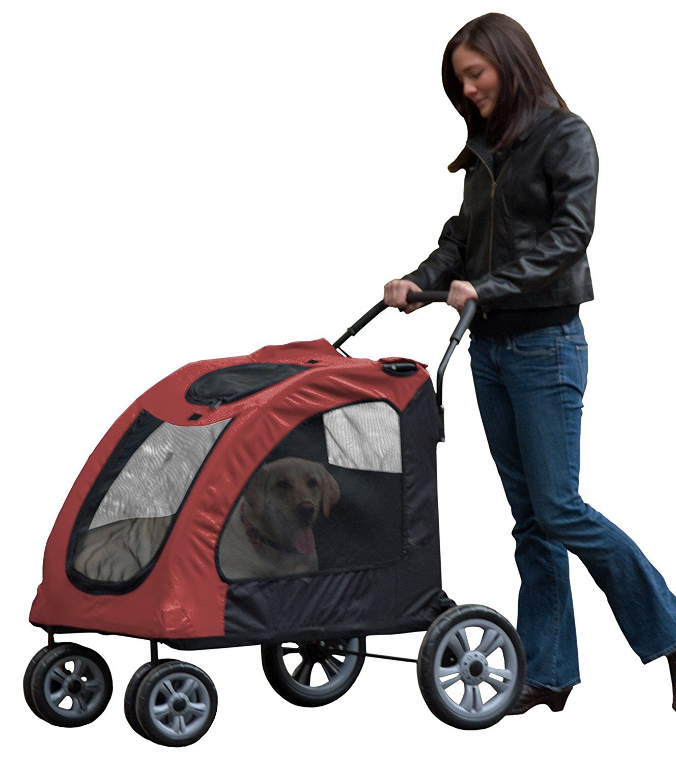 Pet Gear Expedition Pet Stroller for cats and dogs up to 150-pounds. * Special dog product just for you. See it now! : Dog Carriers and Travel Products