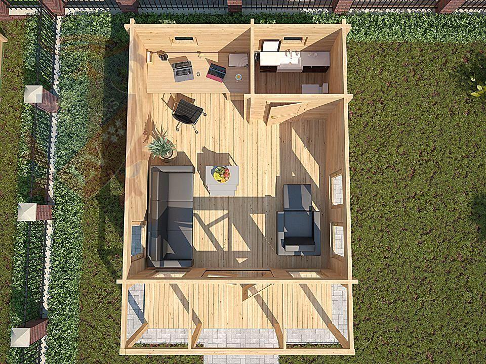 Floor Plan For Garden Office Garden Office Garden Home Office Architecture Design Concept
