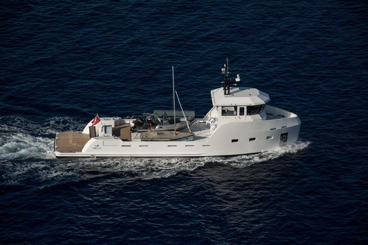 YXT Yacht X Tender