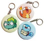 Cute Pokemon Keychains Hahaha Cute Derps Geeky Stuff Pinterest