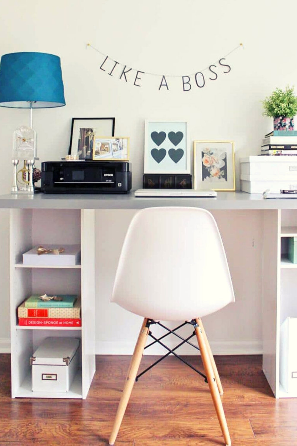 30 Creative And Easy Diy Furniture Hacks In 2020 Cheap Ikea Desk Ikea Desk Hack Ikea Desk