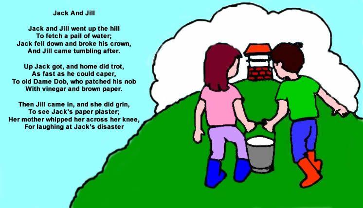 Jack and Jill Nursery Rhyme | JACK AND JILL | Nursery Rhyme | JACK ...