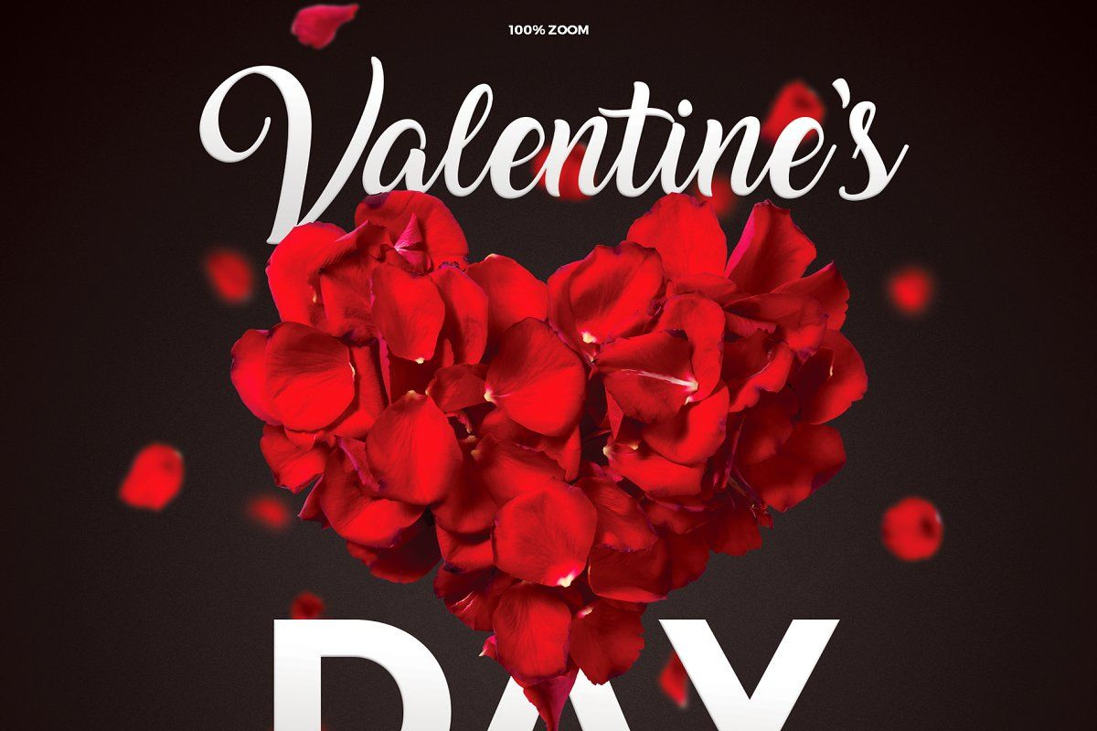 Valentine S Day Party A5 Flyer In 2020 Happy Valentines Day Wishes Valentines Day Party Valentine Wishes For Girlfriend