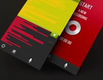 Pin by Pierre La Baume on Design   UI/UX Screendesign   App