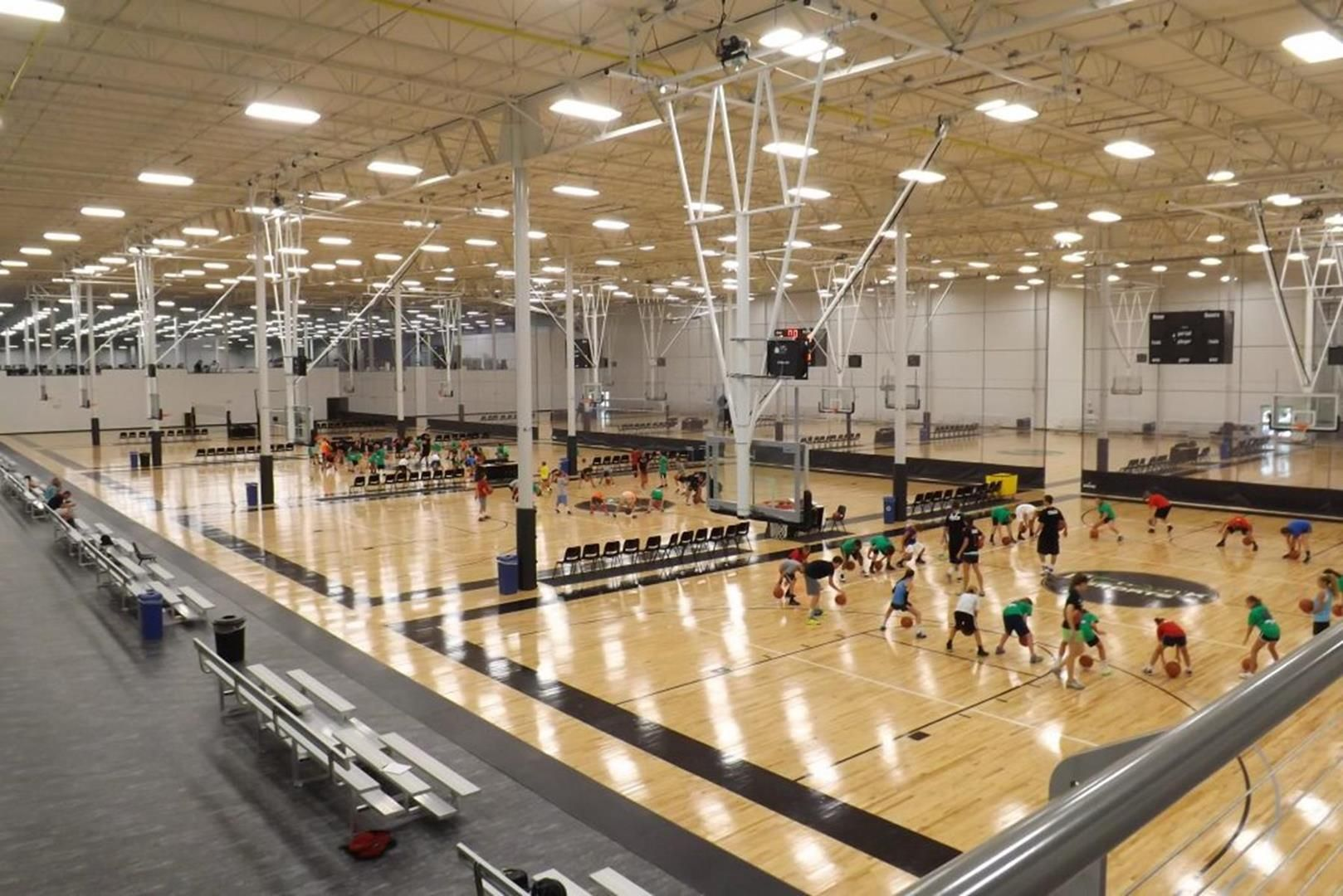 9 Top Indoor Facilities For 2016 Sports Planning Guide Indoor Sports Court Indoor Sports Sports Training Facility
