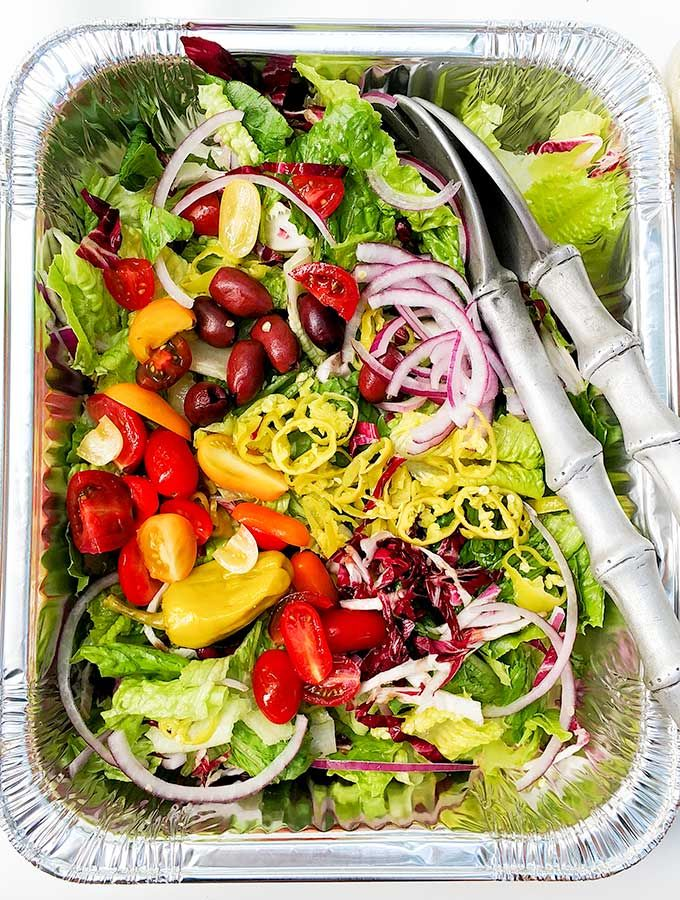 6 Labor Day Food Ideas Olive garden house dressing