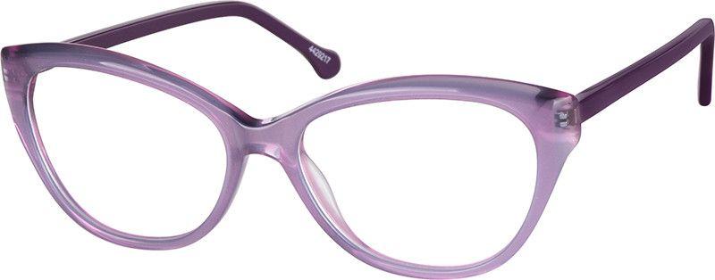 bfc18f98f9 Black Cat-Eye Glasses  4416215