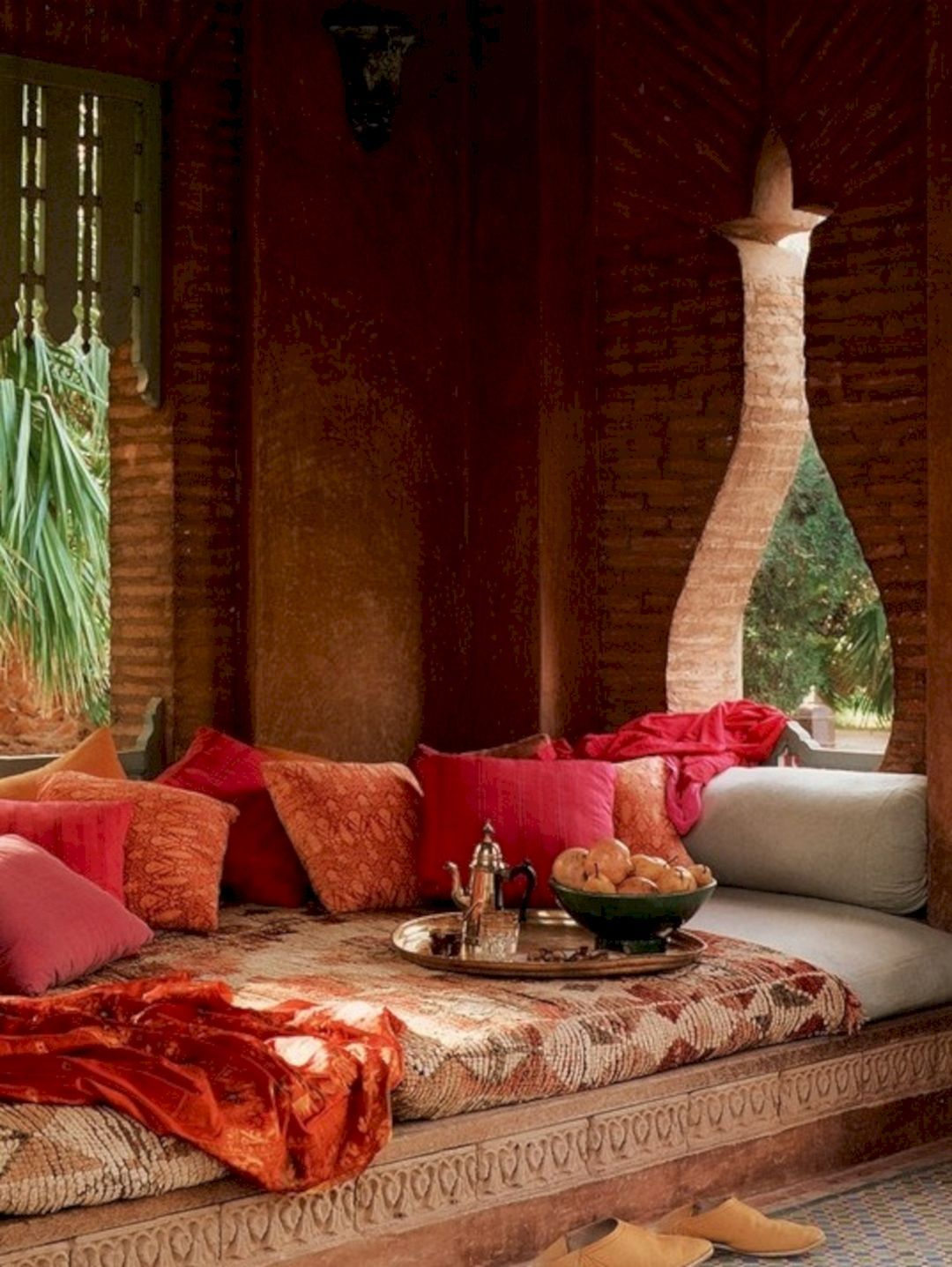 20+ Wonderful Moroccan Balcony Design And Decorating Ideas