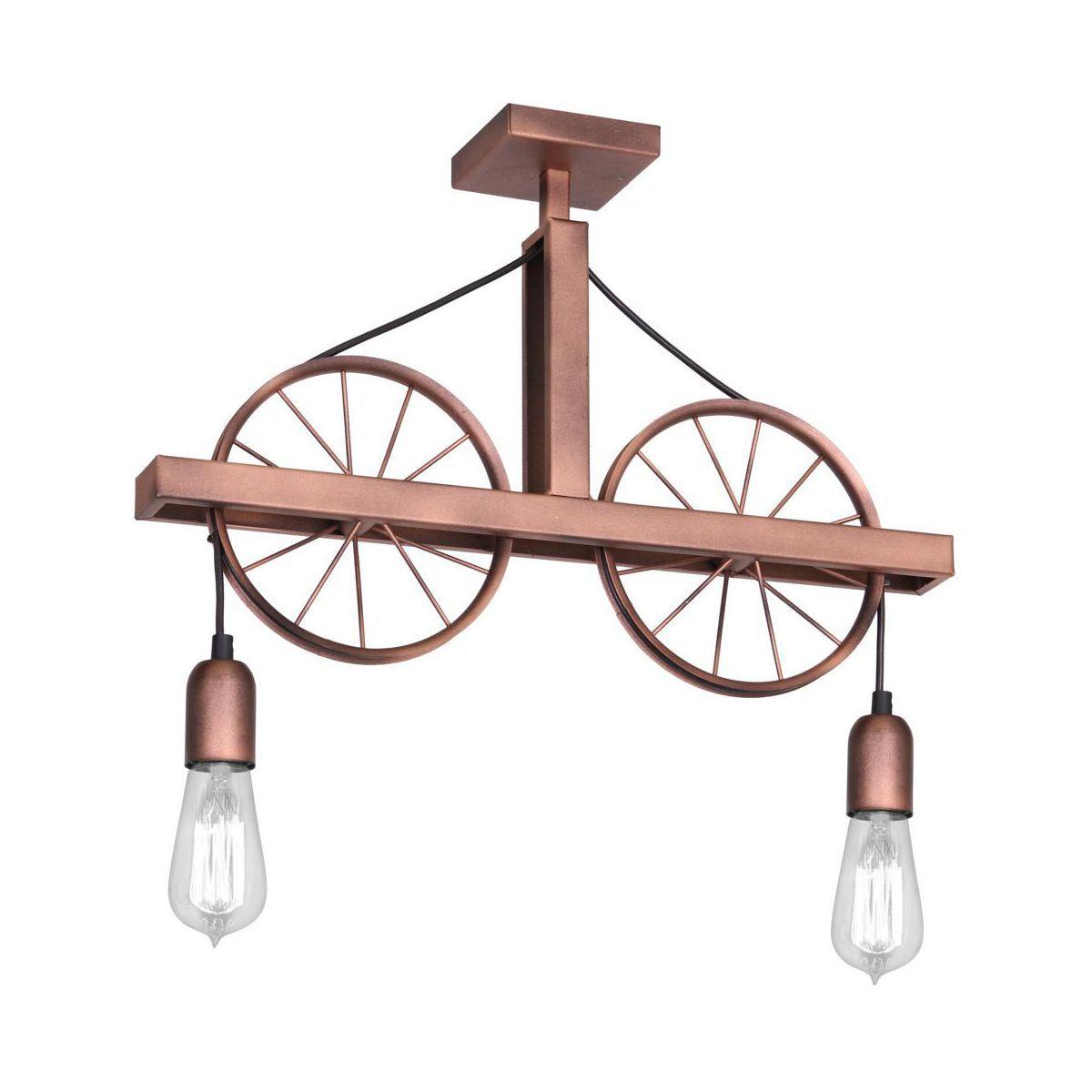 Lampa Wiszaca Min Aldex Import Export Lampy Sufitowe Zyrandole Plafony W Atrakcyjnej Cenie W Sklepach Leroy Merlin Bulb Ceiling Lights Swag Light