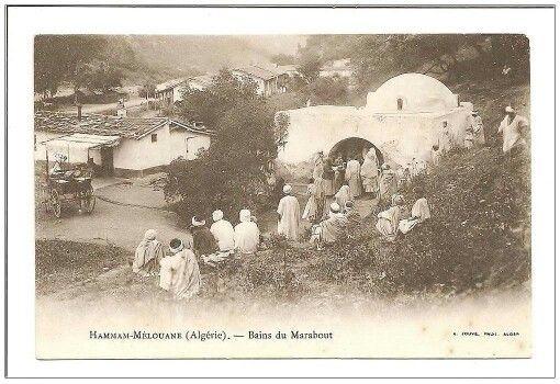 Hamam Melouane, Algerie