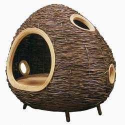 *The Cat Cabin, Or Katzenhöhle, Was Handmade By German Furniture Company,  Home