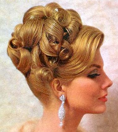 Wedding Retro Hairstyles You Could Wear Today Vintage Hairstyles Vintage Updo Retro Hairstyles