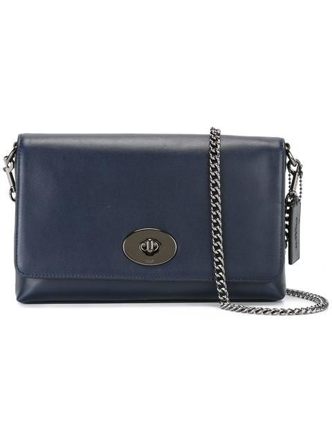 COACH 'Smith' crossbody bag. #coach #bags #shoulder bags #leather #crossbody #