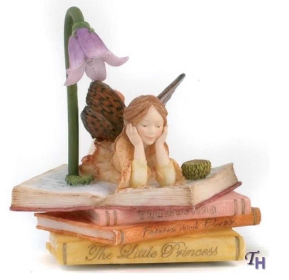 nib country artists butterfly fairies figurine