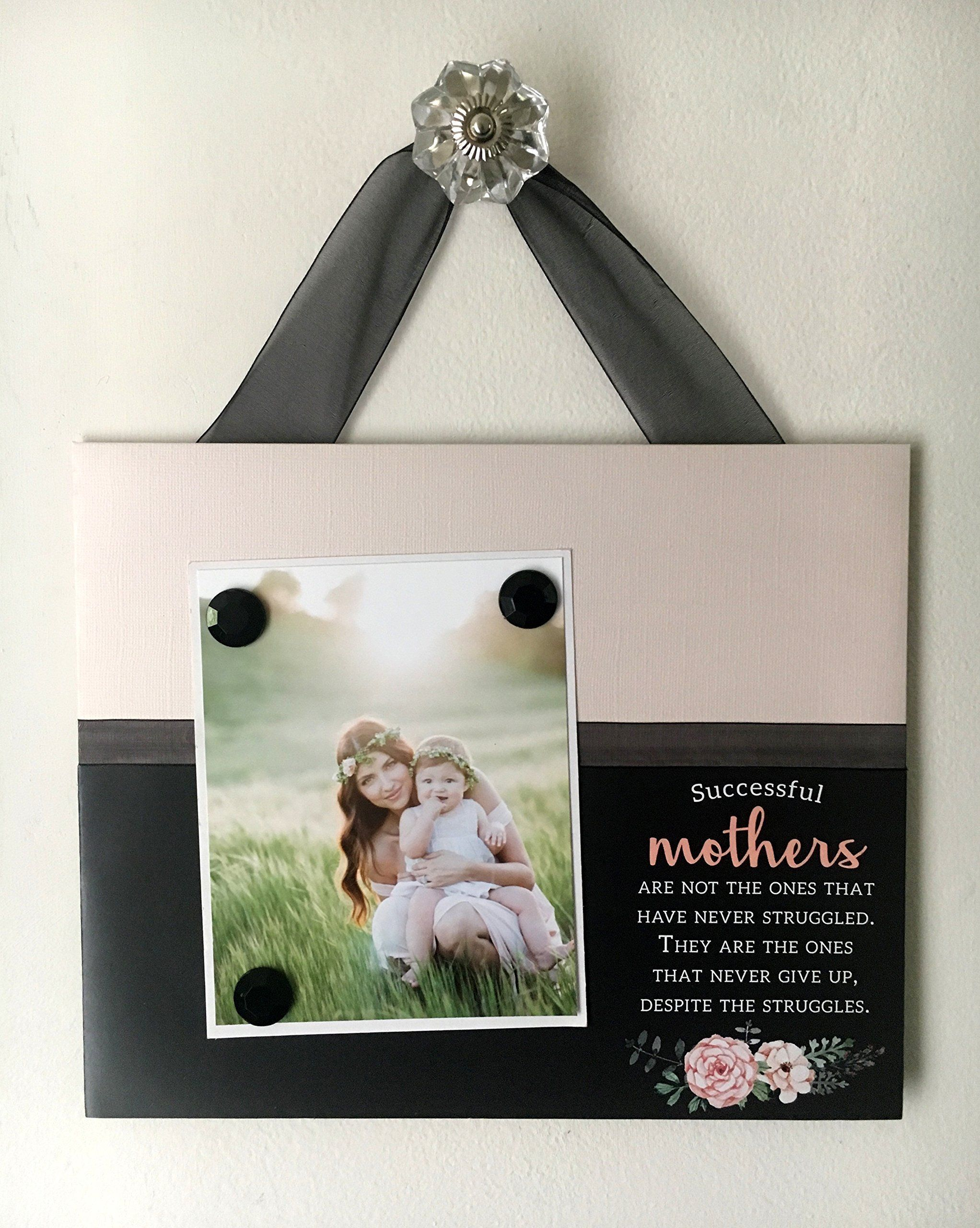 Successful Mothers V1 Magnetic Picture Frame Handmade Gift Present Home Decor By Frame A Memory Size 9 X 1 Magnetic Picture Frames Baby Nursery Picture Frames