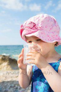 Claves para saber hidratarse adecuadamente en verano