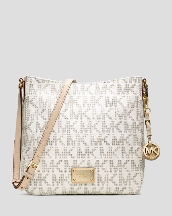 f748fc25dc55 MICHAEL Michael Kors Crossbody - Jet Set Travel Large. I really want this.