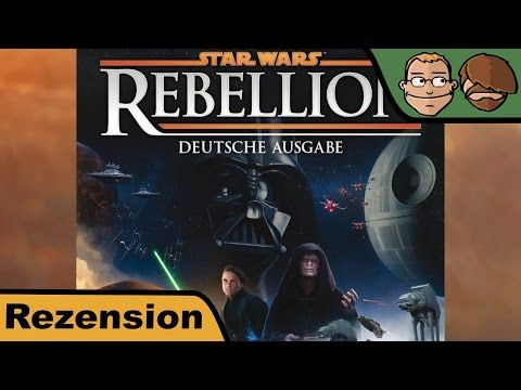 Star Wars Rebellion – Review #187   Hunter & Cron