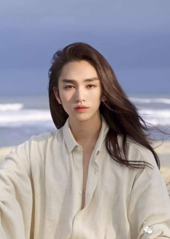 Pin By Kaya Kim On Human Male Long Hair Styles Men Long Hair Styles Portrait