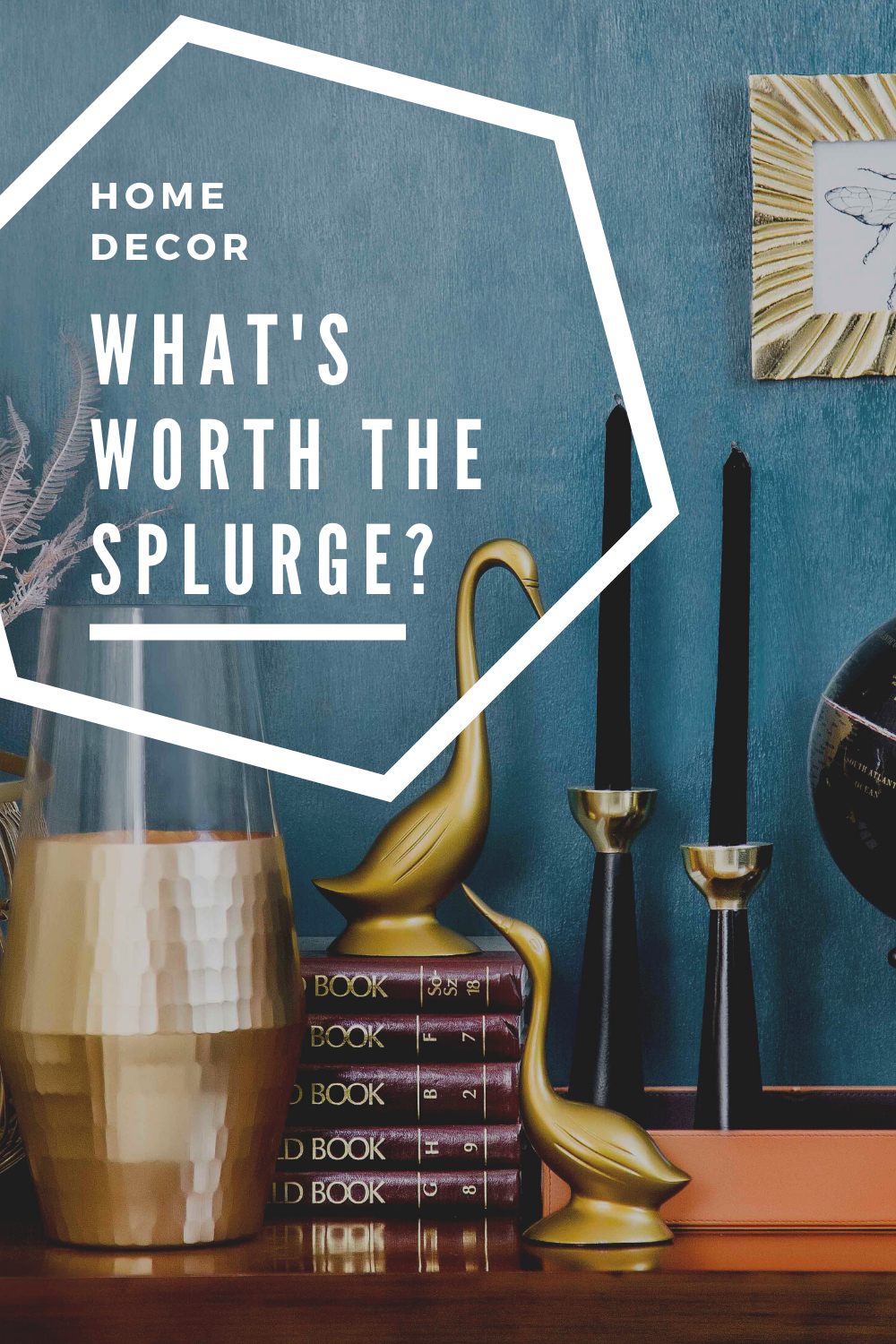 You don't have to spend a ton of money on home decor. That being said, there are some decor items that are worth the splurge. Here are a few.  #homedecor #homeaccessories #homeaccents #worththesplurge #interiorstyling #expensivehomedecor #homedecorating #decoratingtips