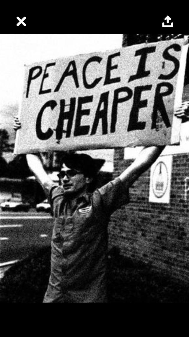 PEACE CHEAPER!!! #anarchy #anarchism #nogovernment #governmentshutdown #governmentisviolence #anarchist #fuck #fuckpolice #anarcopunk #fuckcapitalism #fuckthesystem #greece #paris #america #fucknazis #punk #punks #punkrock #punkeveryday #historyofpunk #punx #punkrock #punkrocker #punksnotdead #staypunk #punkrockers #nazi #punkmusic #punkstyle #streetpunk #rocknroll