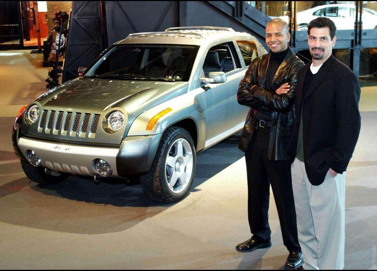 2015 BMW M4 GTS Concept агрегатор инноваций Jeep