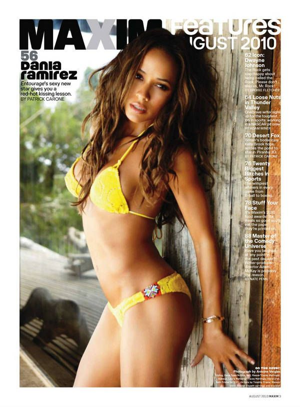 Image result for dania ramirez actress