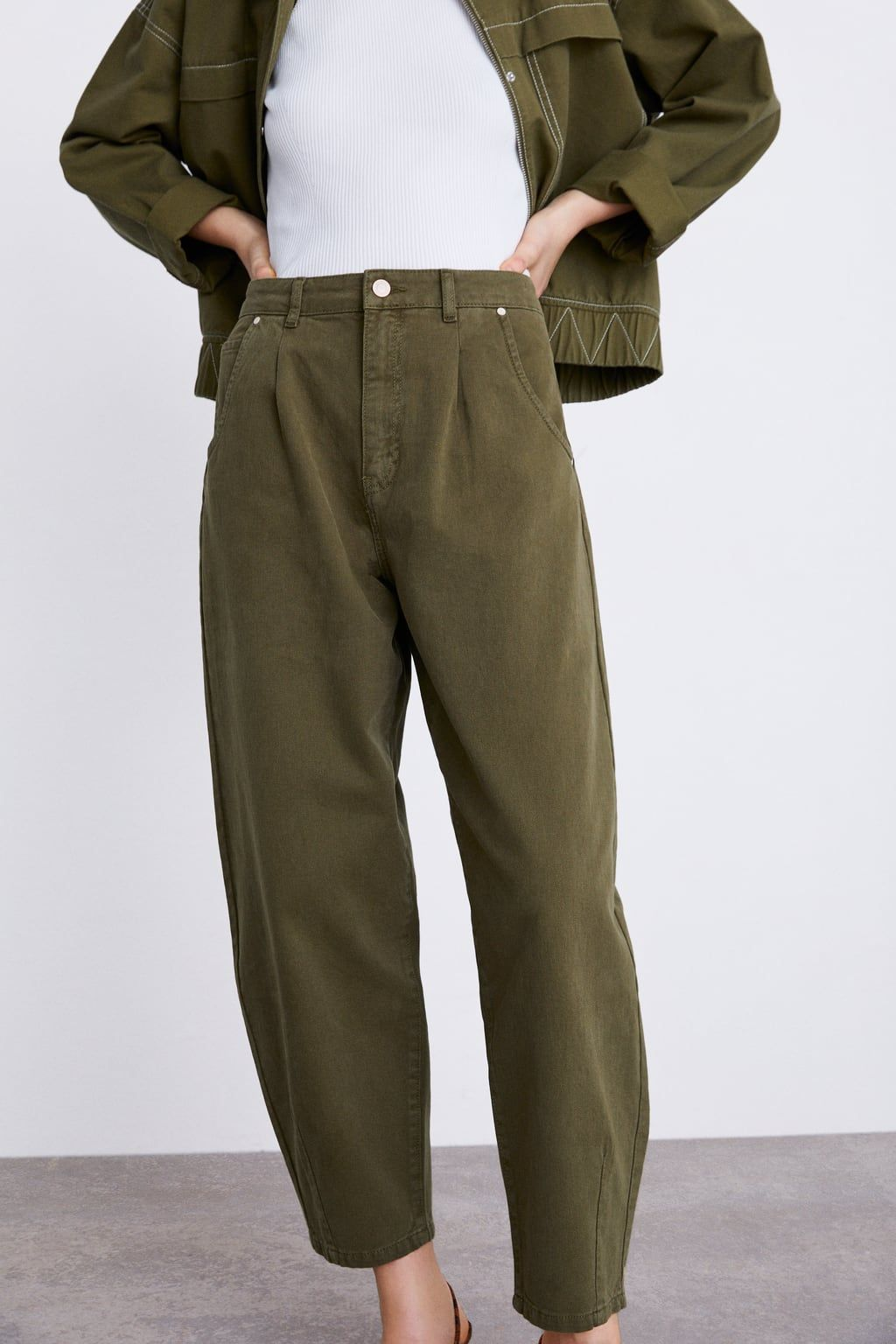f9ce3760ae Z1975 slouchy darted jeans in 2019 | Fashion | Jeans, Shirt blouses ...