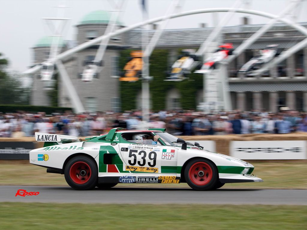 lancia stratos turbo gr 5 silhouette | cars!!!!
