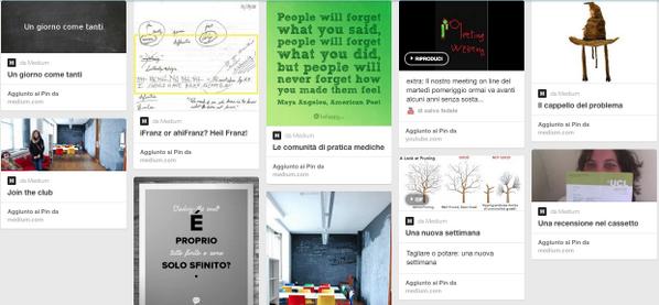 """La raccolta di articoli """"comunità e pratica"""" Uno sguardo di insieme."""
