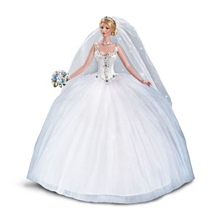 Märchenhafte Braut